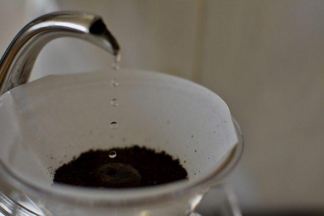 ユキワ コーヒーポット 点滴