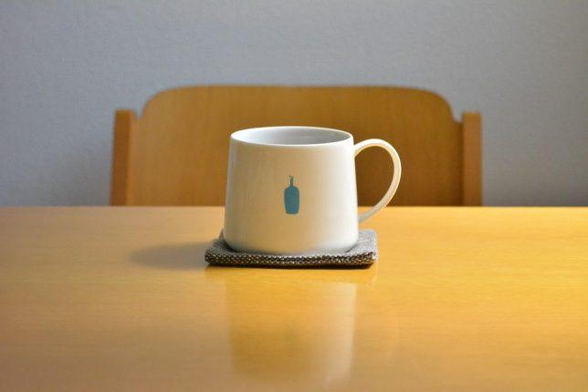 ブルーボトルコーヒー清澄マグ
